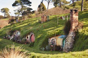 Hobbiton Movie Set, Hamilton - Waikato By Sara Orme